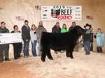 9 Ninth Overall Steer